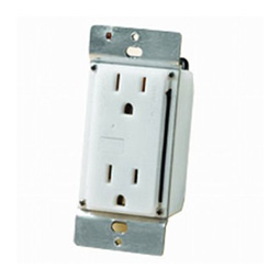 In-Wall receptacle